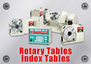 CNC Rotary Tables Index Tables Tilting Rotaly Table